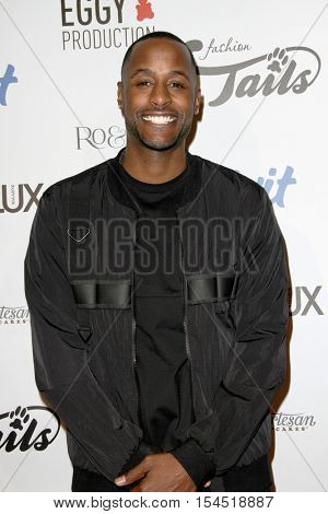 Jackie Long arrives at the