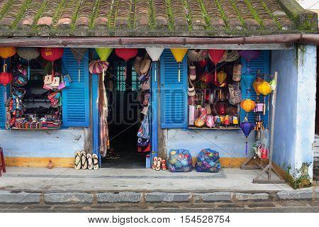Storefront Hoi An, Vietnam