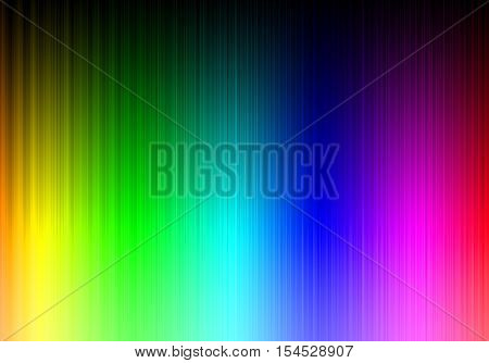Bright Neon Lines Background. Abstract Colorful Neon Pattern. Colorful Neon Pattern. Striped Neon Background