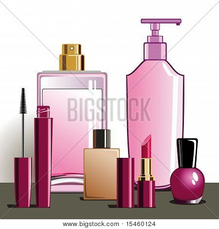 MakeUp and beauty products