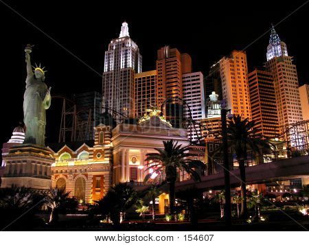 Lights Of Las Vegas No.23