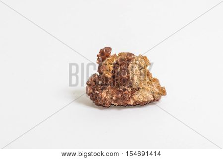 A small piece of the mineral known as Aragonite