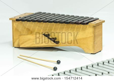 The Xylophone And Two Mallets