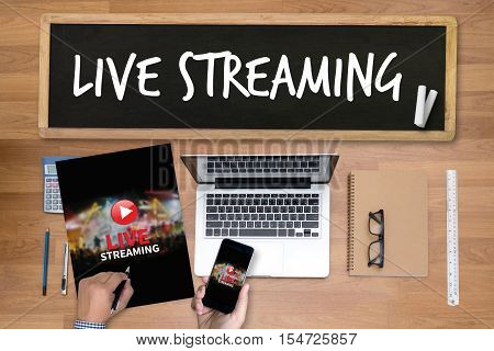 Backup Download STREAMING Computing Digital Data transferring LIVE STREAMING