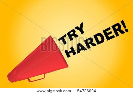 Try Harder! Concept