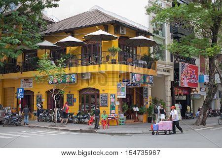 Ho Chi Minh Vietnam