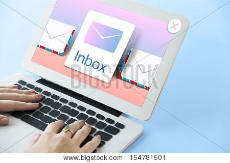 Inbox Communication Notification E-mail Mail Concept
