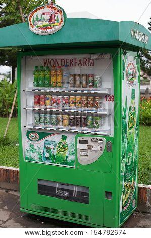 Drink Kiosk Ho Chi Minh Vietnam