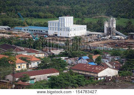 Industrial Site Ho Chi Minh Vietnam