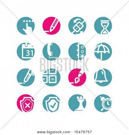 circle software icons
