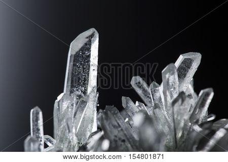 crystal mineral stone specimen quartz geology beauty