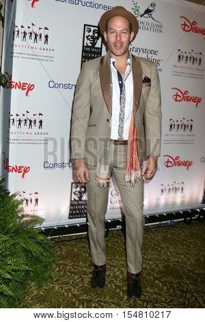 LOS ANGELES - NOV 1:  Johnny Wujek at the The Walt Disney Family Museum 2nd Annual Fundraising Gala at Disneys Grand Californian Hotel & Spa on November 1, 2016 in Anaheim, CA