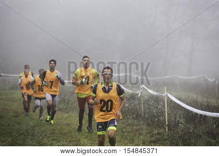 Ironbike Race Runners