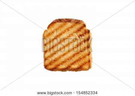 Burnt Toasted Bread