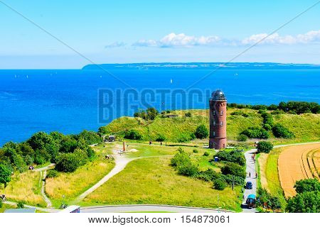 The Lighthouse on Ruegen at Kap Arcona 1