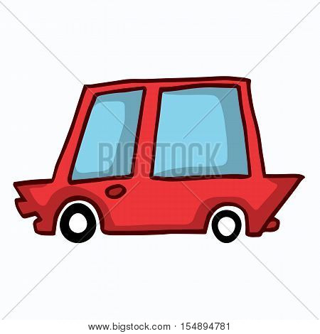 Style car collection stock vector art illustration