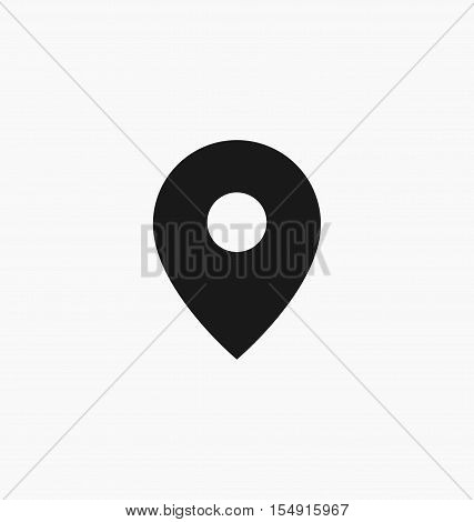Location Icon Sign Vector Illustration