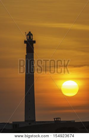 Lighthouse at Ras Siyan, Djibouti, East Africa, Horn of Africa