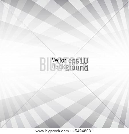 Abstract background EPS 10 vector illustration Grey abstract background