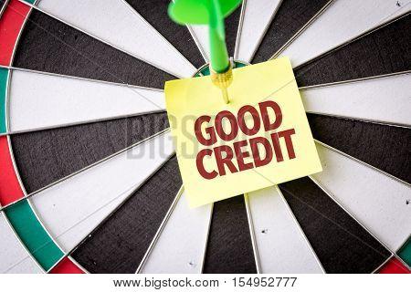 Good Credit