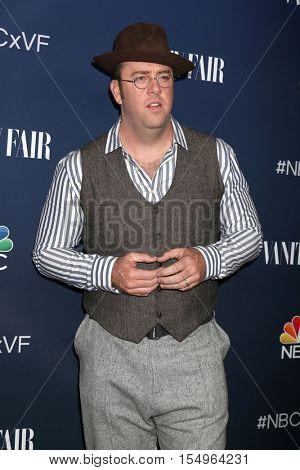 LOS ANGELES - NOV 2:  Chris Sullivan at the NBC And Vanity Fair Toast the 2016-2017 TV Season at NeueHouse Hollywood on November 2, 2016 in Los Angeles, CA