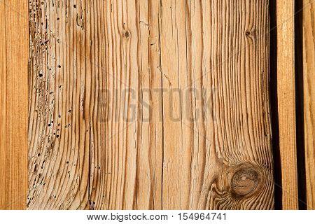 detail rural vintage light umber wood structure
