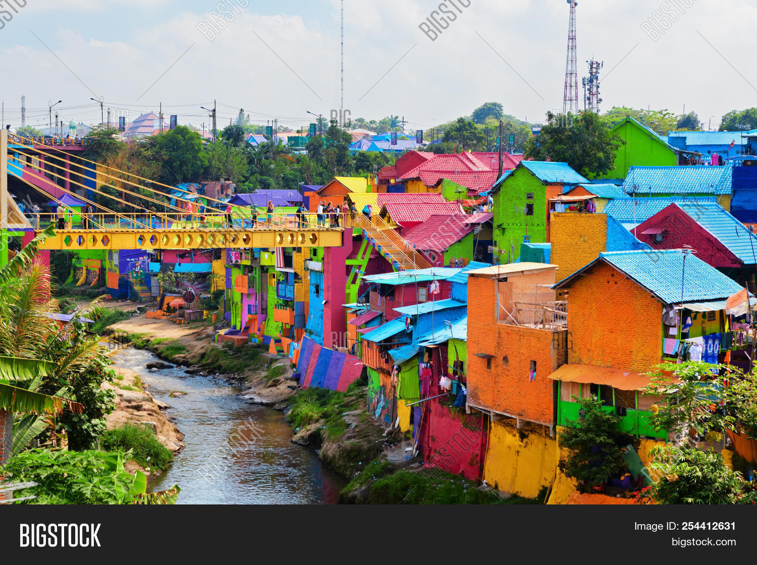 Malang Indonesia Image Photo Free Trial Bigstock