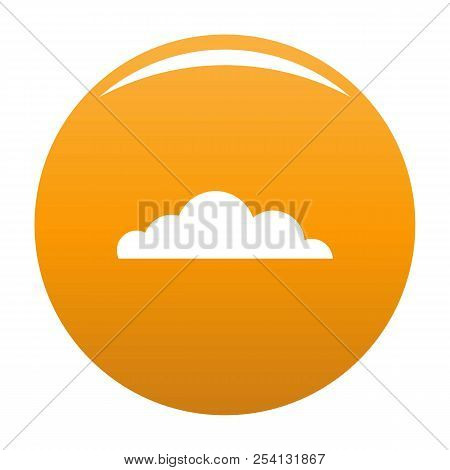 Cumulus Cloud Icon Image Photo Free Trial Bigstock