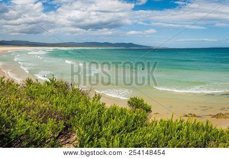 Mallacoota Paradisiac Views Of The Beach In The Summer