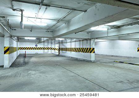 garage car park