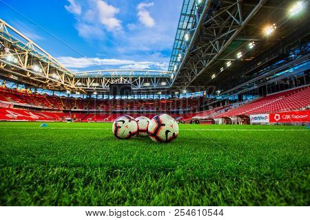 Uefa Champions League Third Qualifying Round , Between Fc Spartak Vs Paok