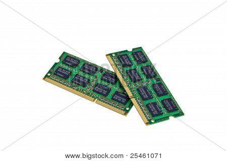 Laptop Computer Memory