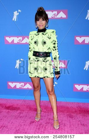 Lilliana Vazquez at the 2018 MTV Video Music Awards held at the Radio City Music Hall in New York, USA on August 20, 2018.