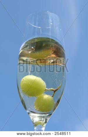 Sparkling Wine Glass