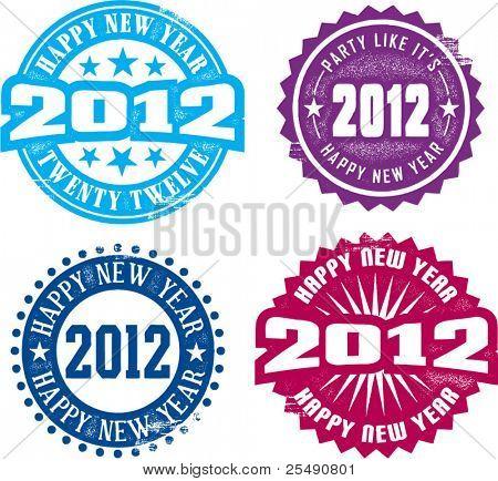 Mutlu yeni yıl 2012