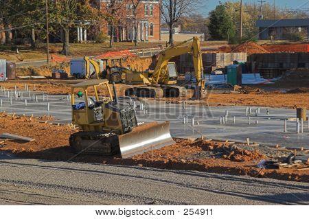 Heavy Equipment New Construction