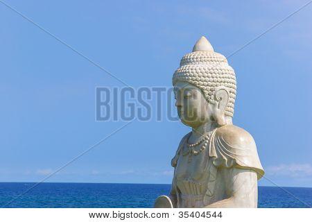 Buddha at sea
