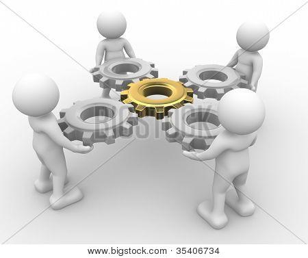 Gear Mechanism