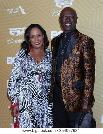 LOS ANGELES - FEB 23:  Jo-An Turman, Glynn Turman at the American Black Film Festival Honors Awards at the Beverly Hilton Hotel on February 23, 2020 in Beverly Hills, CA