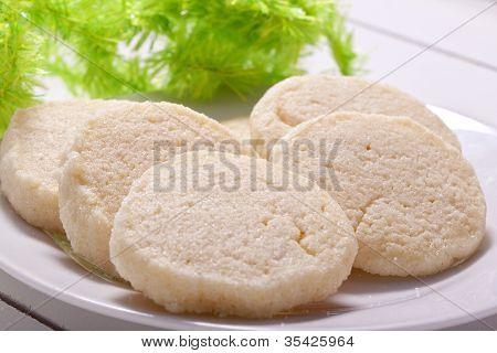 homemade shortbread
