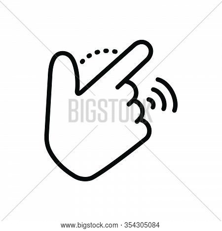 Black Line Icon For Easily Like Comfortably Quickly Handily Freely Surely Regularly