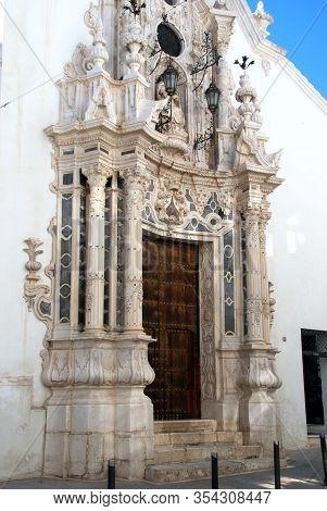 Carmen Church (iglesia Del Carmen), Estepa, Seville Province, Andalusia, Spain, Western Europe.
