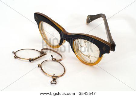 Break Old Glasses