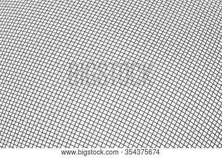Metal Mesh With A Very Small Cell For Sifting Bulk Products And For Straining Liquids To Separate La