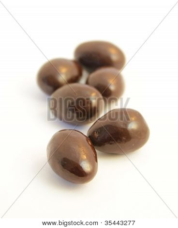 Chocolated Covered Almond Candy