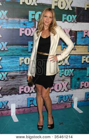 LOS ANGELES - JUL 23:   Jordana Spiro arrives at the FOX TCA Summer 2012 Party at Soho House on July 23, 2012 in West Hollywood, CA