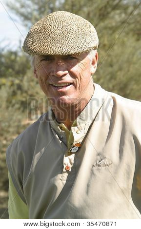 PALM SPRINGS - FEB 7: Chad Everett at the 15th Frank Sinatra Celebrity Invitational Golf Tournament at Desert Willow Golf Course on February 7, 2003 in Palm Springs, California