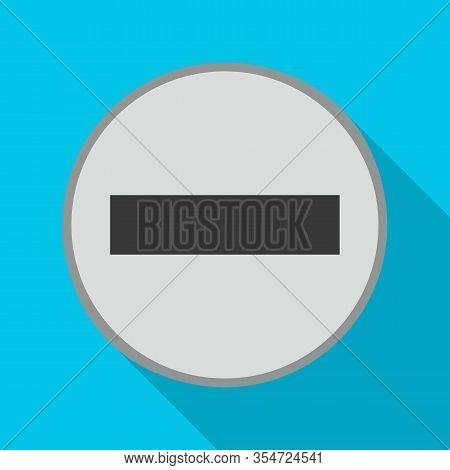 Rivet Bolt Vector Icon.flat Vector Icon Isolated On White Background Rivet Bolt.