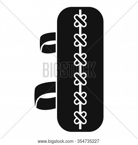 Punch Hand Tool Icon. Simple Illustration Of Punch Hand Tool Vector Icon For Web Design Isolated On