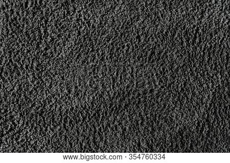 Stylish Plain Background In Loft Style,shaggy Carpet,close-up Of Shaggy Gray Carpet For The Floor,ca